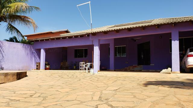 Casa 3quartos suíte piscina churrasqueira lote 830m2 rua 8 Vicente Pires condomínio - Foto 17