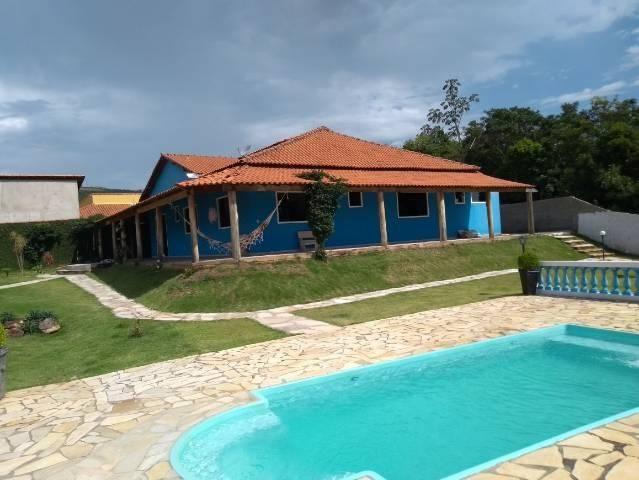 Chacara com piscina - Foto 2