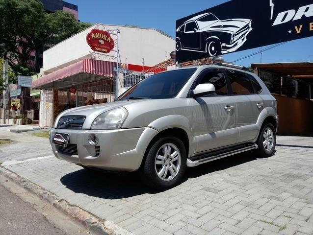 Hyundai Tucson 2.0 aut 2008 - Foto 14
