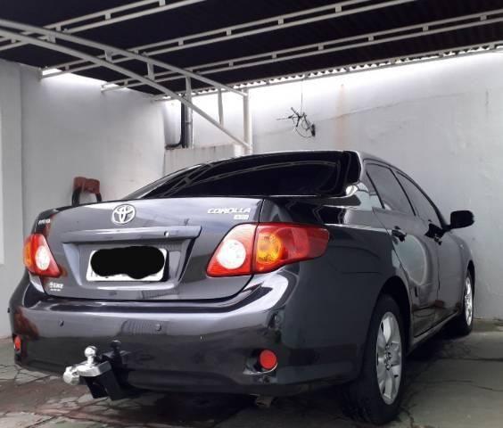 Vendo toyota corolla xei flex 1.8 automático 2010/2010 - Foto 8