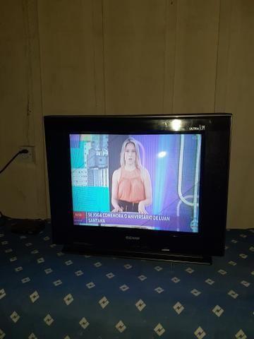 TV, C/garantia, aceitocartão, entrego - Foto 6