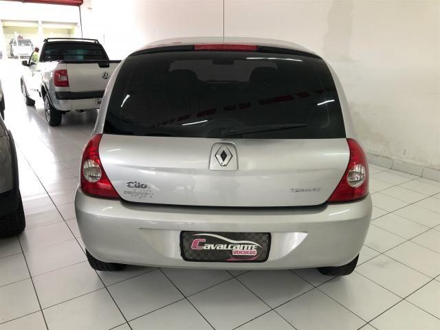 CLIO 2009/2010 1.0 CAMPUS 16V FLEX 4P MANUAL - Foto 7