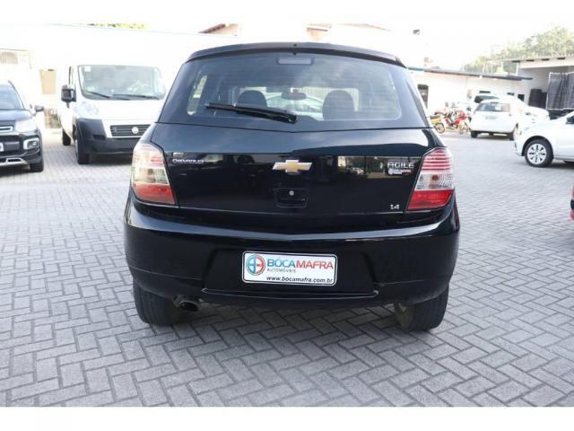 Chevrolet Agile HATCH LTZ 1.4 8V (FLEX) 4P  - Foto 4