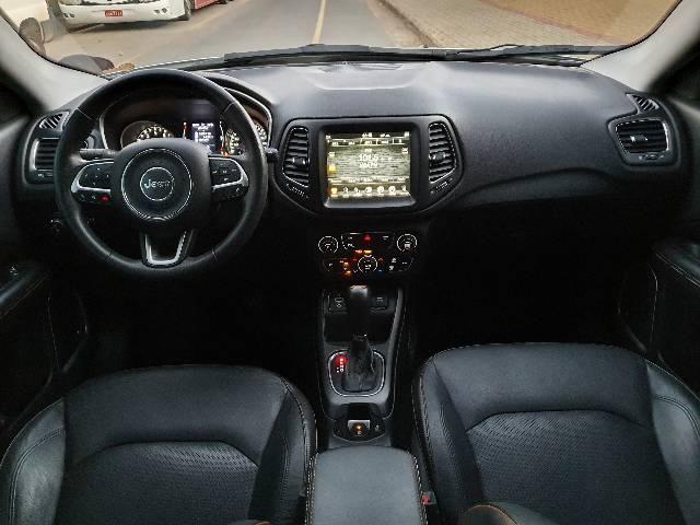 Jeep Compass Longitude Flex pacote premium - Foto 13