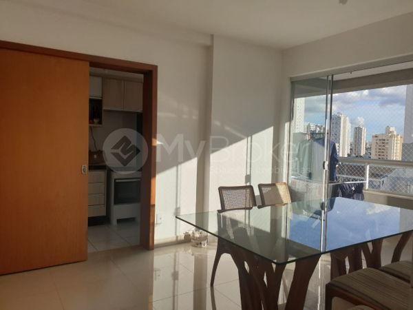 Apartamento com 3 quartos no Residencial Visage Oeste - Bairro Setor Oeste em Goiânia