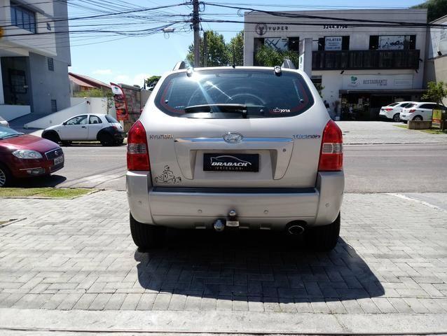 Hyundai Tucson 2.0 aut 2008 - Foto 9