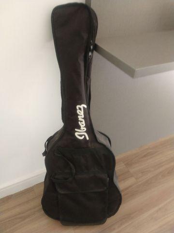 Violão Folk Ibanez com bag - Foto 6