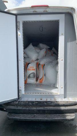 Aluga-se ou vende-se uma fábrica de gelo em cubos e escamas de 7 toneladas dia - Foto 7