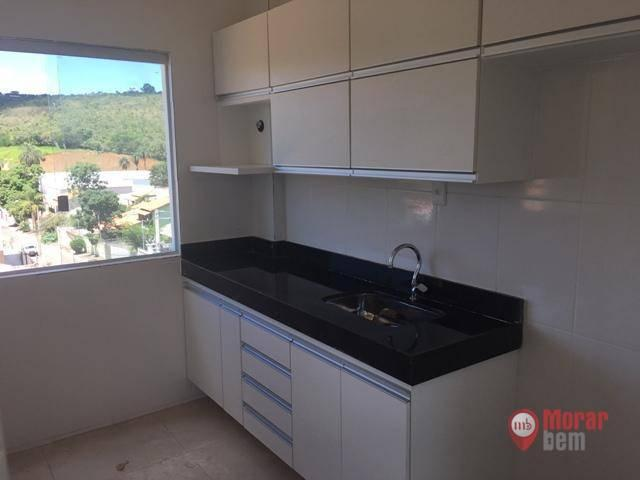 Apartamento à venda, 51 m² por R$ 250.000,00 - Centro - Lagoa Santa/MG - Foto 4