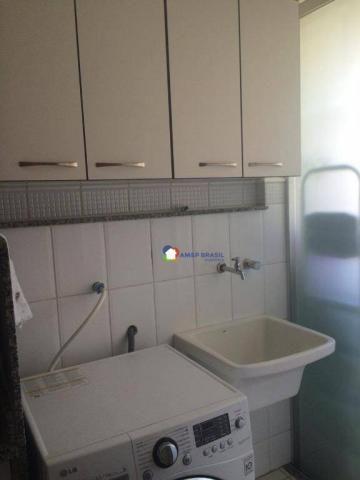 Apartamento com 3 dormitórios à venda, 81 m² por R$ 305.000,00 - Cidade Jardim - Goiânia/G - Foto 12