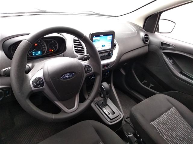 Ford Ka 1.5 ti-vct flex se plus sedan automático - Foto 8