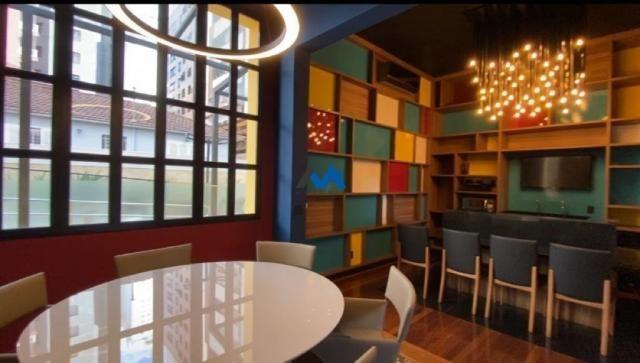 Apartamento à venda com 2 dormitórios em Funcionários, Belo horizonte cod:ALM818