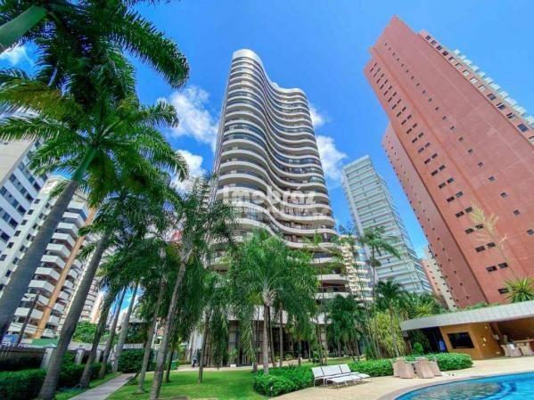 Libanus Condominium, apartamento com 4 dormitórios à venda, 401 m² por R$ 4.450.000 - Meir
