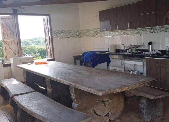 Casa no Condomínio Portal de Xaraés com 7 dormitórios à venda, 300 m² por R$ 1.200.000 - Z - Foto 12