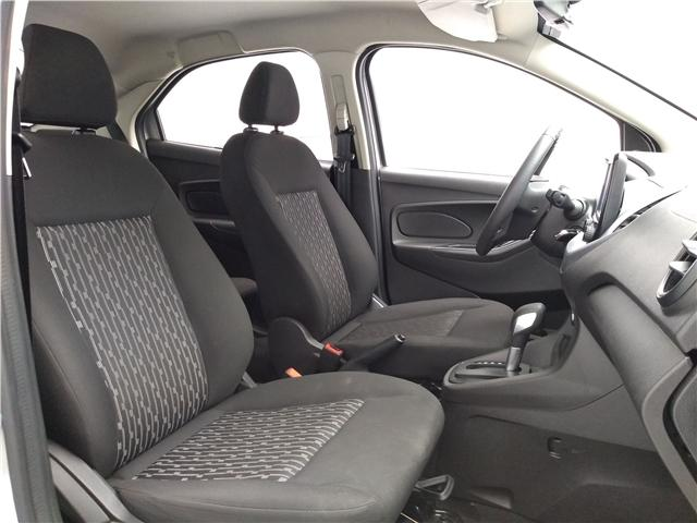 Ford Ka 1.5 ti-vct flex se plus sedan automático - Foto 10