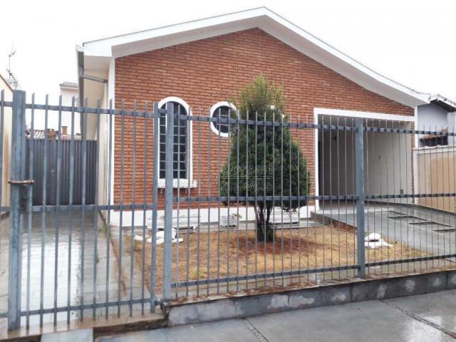 Casas de 3 dormitório(s) no Nova Epoca em Araraquara cod: 10670
