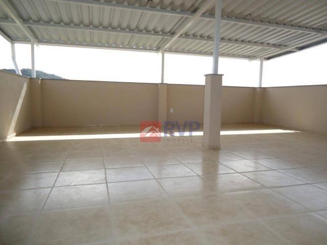 Cobertura com 2 dormitórios à venda por R$ 210.000,00 - Jd Sao Joao - Juiz de Fora/MG - Foto 7