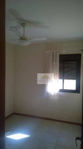 Apartamento com 3 dormitórios para alugar, 114 m² por R$ 2.000,00/mês - Jardim Irajá - Rib - Foto 6