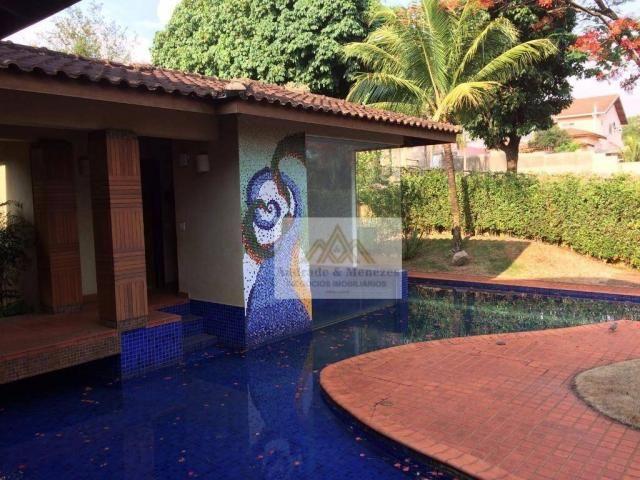 Casa residencial para locação, Bonfim Paulista, Ribeirão Preto. - Foto 2