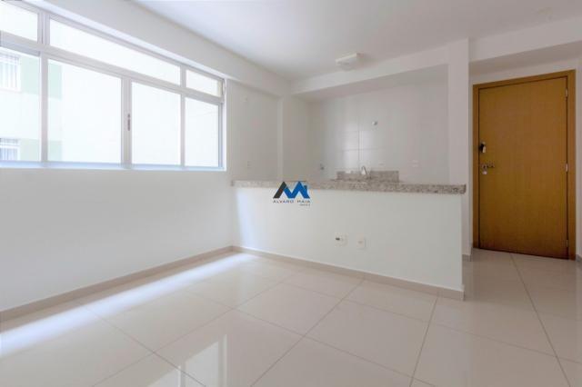Apartamento para alugar com 1 dormitórios em Centro, Belo horizonte cod:ALM803