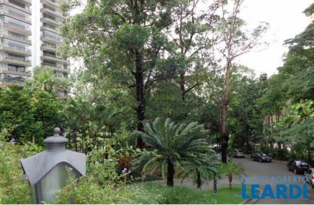 Apartamento para alugar com 4 dormitórios em Alto da boa vista, São paulo cod:530227