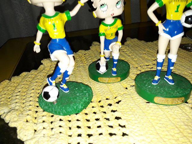 Trio brasileirinhas betty boop - Foto 2
