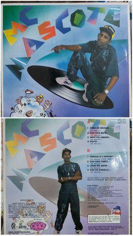 10 Lps Funk Rap Nacional - Foto 4