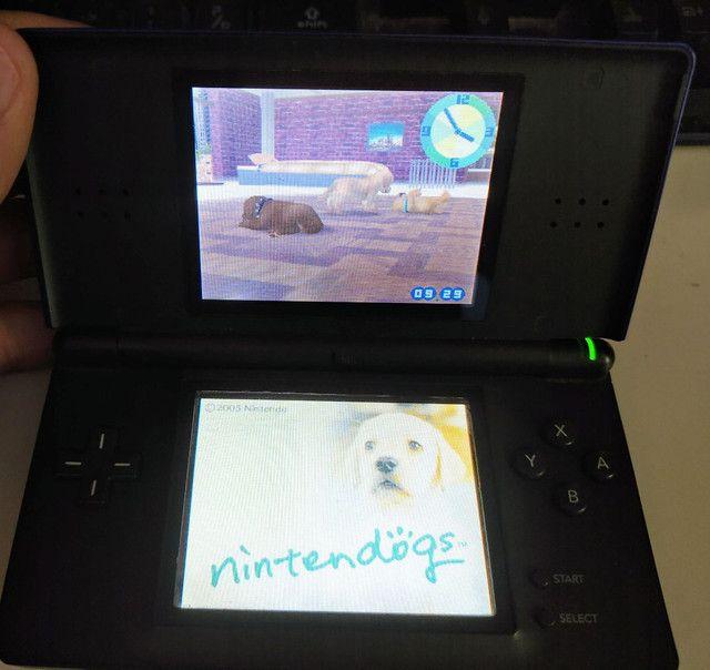 Nintendo Ds Com Cartucho E Fonte Videogames Parque Internacional Campo Limpo Paulista 795380858 Olx