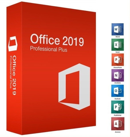 Office 2019 Professional Plus 32/64 Bits