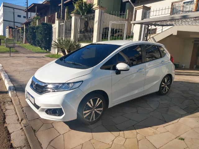 Honda Fit EXL 2019 unica dona Igual a zero