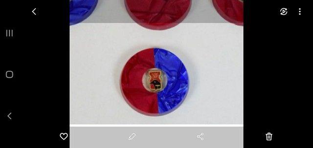 3 Jogos de botão completo e 26 botões diferentes  - Foto 4