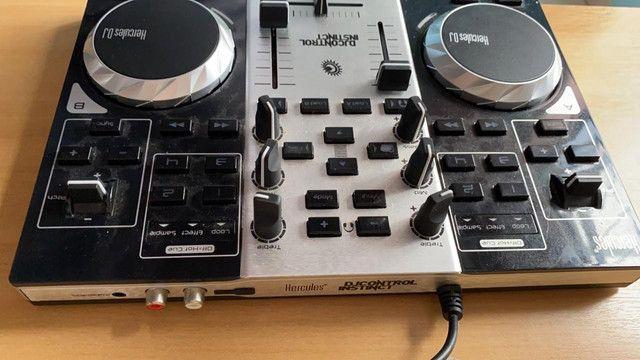 Controladora Hércules DJ - Foto 3