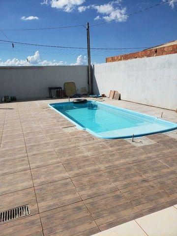 Casa com piscina aluga-se - Foto 5