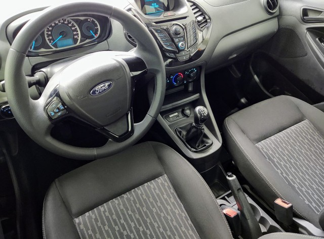 Ka Sedan 1.5 Se plus 2015 - Foto 6