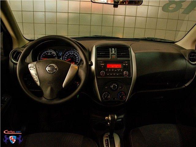 Nissan Versa 2018 1.6 16v flex sv 4p xtronic - Foto 15
