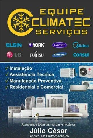 Serviços técnicos em Cliamtizacao e refrigeração  - Foto 2