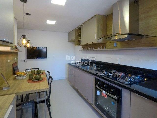 Apto à Venda Mobiliado com 3 Dormitórios e 2 Vagas - Bairro Lourdes - Foto 12