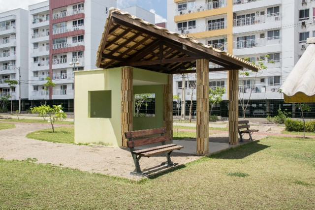 (2054 FL) Apartamento Padrão Na Zona Leste - Foto 19