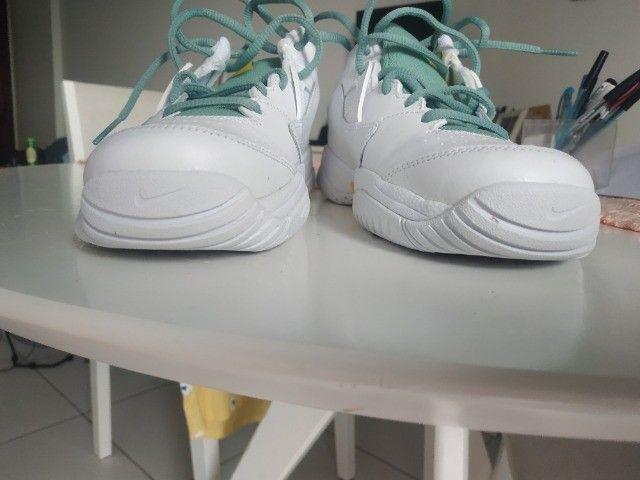 Tenis Nike Lite Court 2 Feminino Tamanho 36/37 - Foto 3