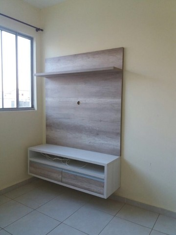 Apartamento 2 quartos todo Mobiliado - Foto 5
