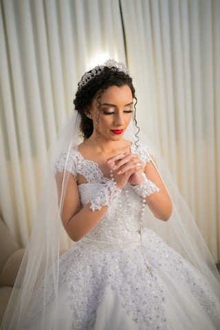 Vestido de Noiva 2 em 1 - Foto 4