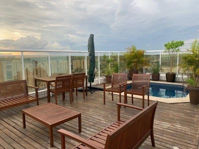 Alugo Cobertura Duplex no Cond. Ocean Park  com 260m2, 4 qtos, com Deck e Piscina.