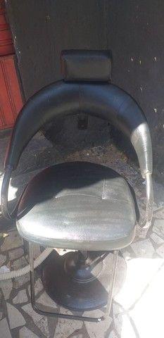 Cadeira De Salão e Lavatório  - Foto 2