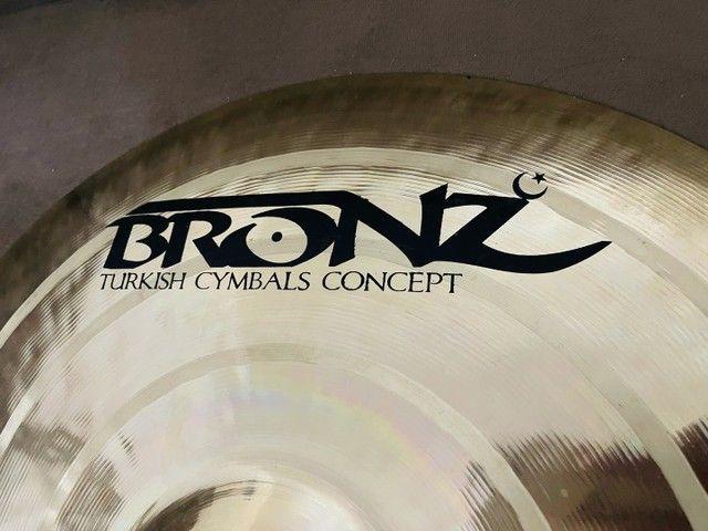 Crash Ride Bronz COMPLEX 20? - Foto 3