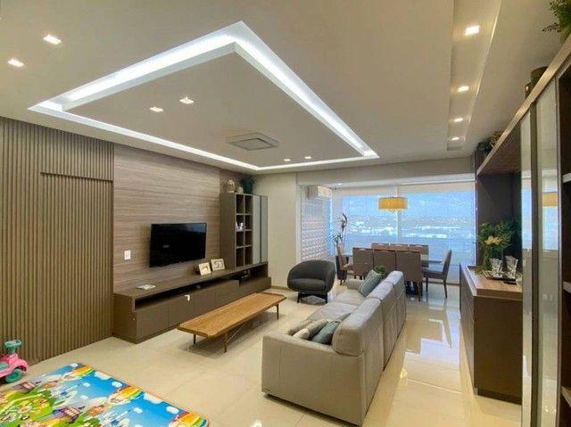 Apartamento no Edifício Square Residence - Plaenge, 132 m², 3 suítes - Foto 2