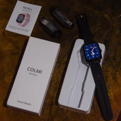 Smartwatch Colmi P8 Plus Relógio Inteligente - Foto 3