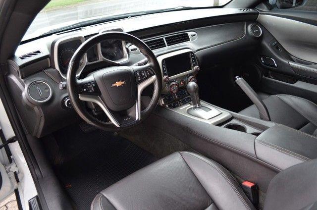 Camaro SS V8 - Segundo Dono - Ipva 2021 Pago  - Foto 10