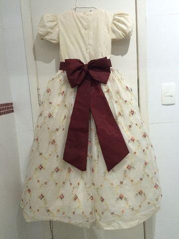 Vendo Vestido de Dama de Honra - Foto 2