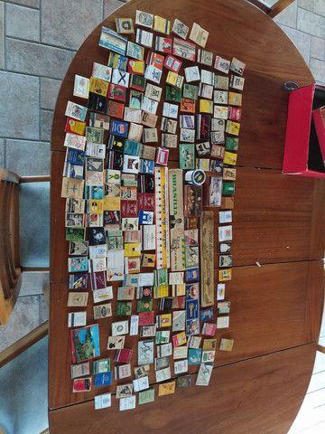 Oportunidade Coleção caixas de fósforo - Foto 4
