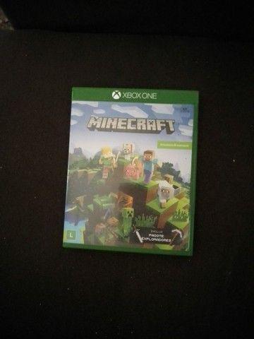 Jogo Minecraft Xbox one  - Foto 2